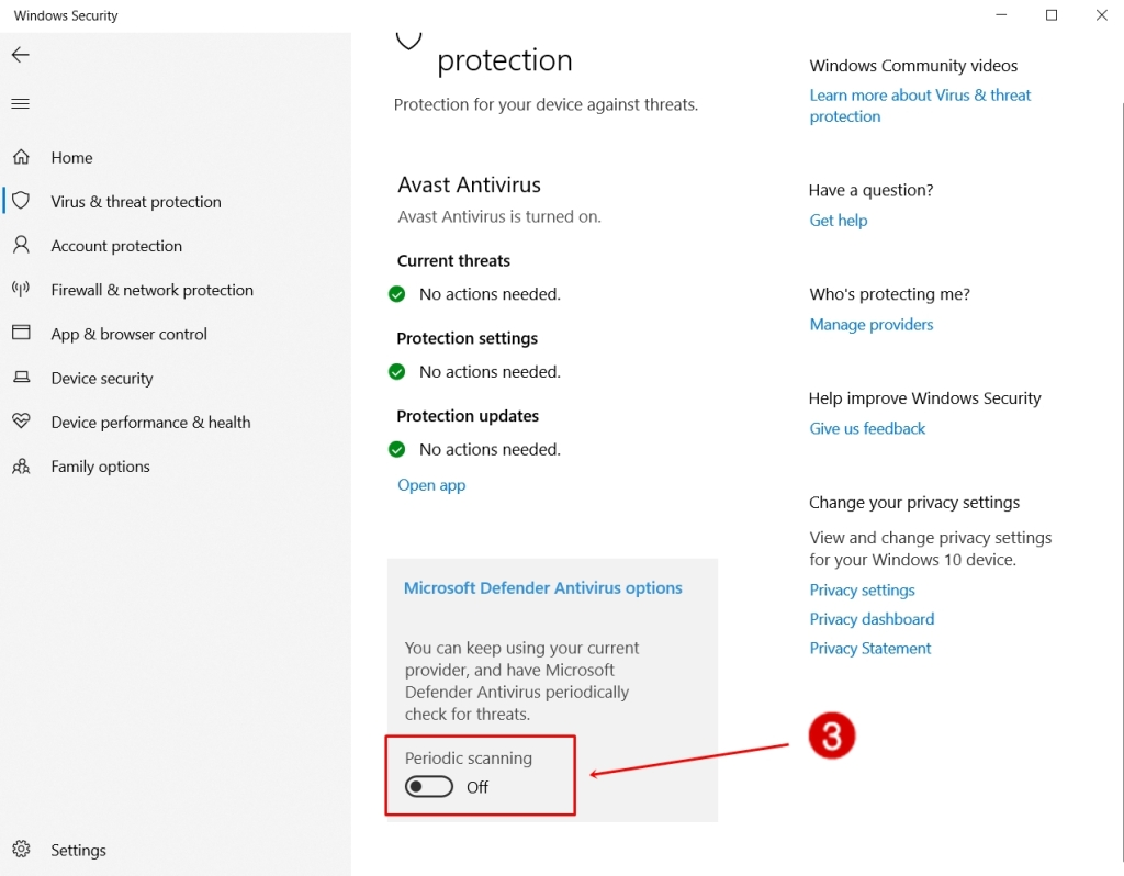 how to remove spyware on windows 10