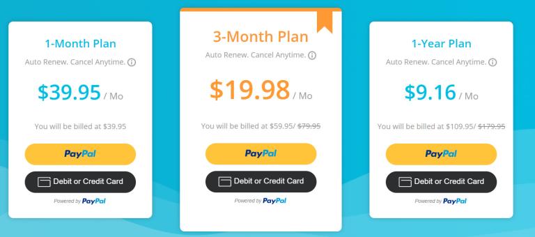 KidsGuard Pro iOS pricing